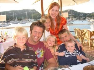 The Lazerson Family in Mallorca